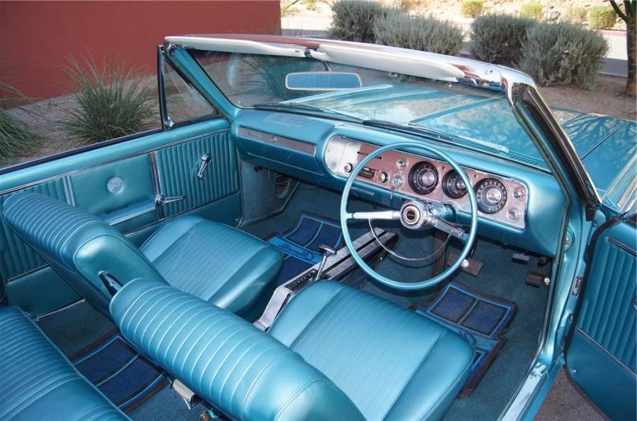 1964 Chevelle Interior Photos