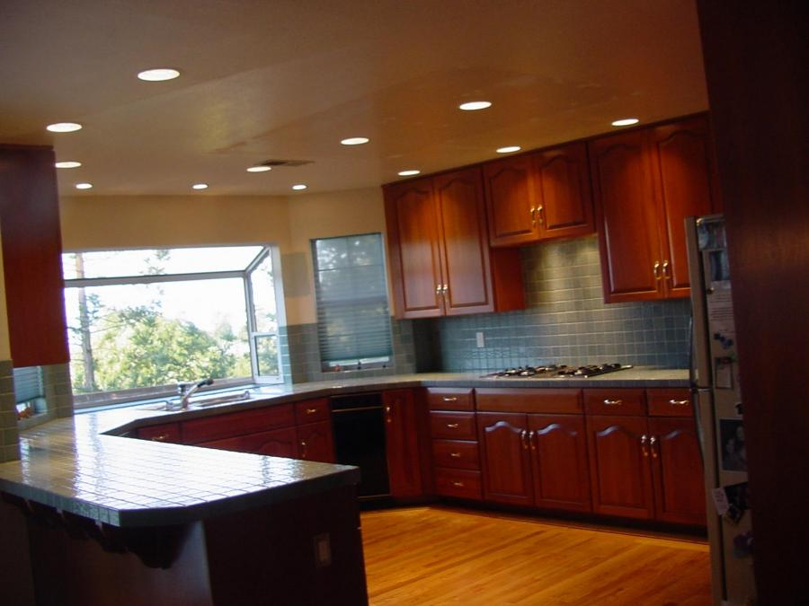 Photos of kitchen lighting for Kitchen lighting design