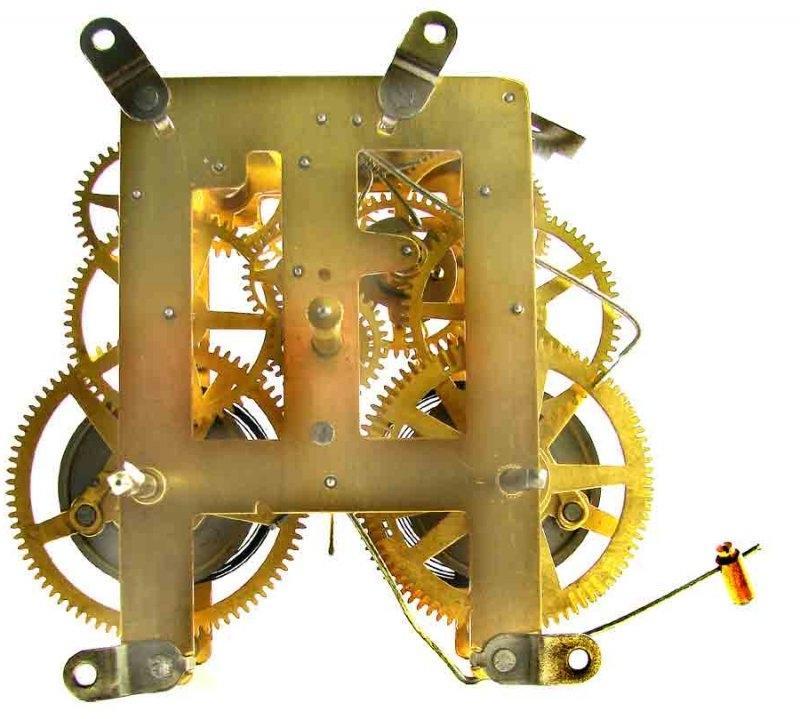 Clock Movement Photos