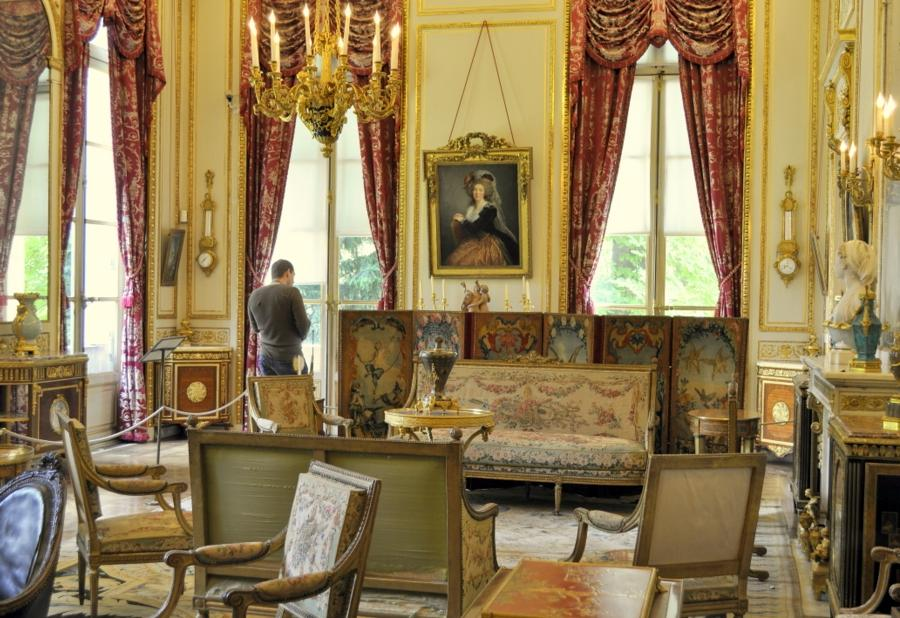 18th Century Interior Photos