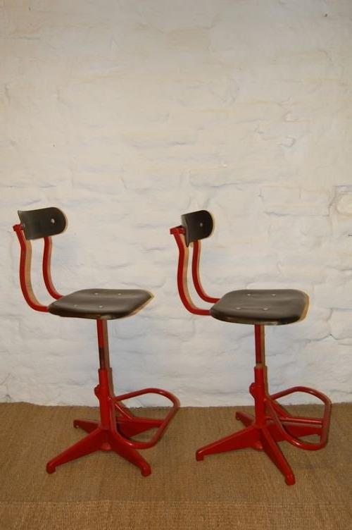 Sewing Machine Chairs Photos