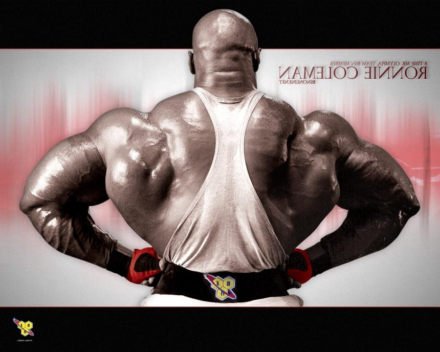Ronnie Coleman Wallpapers Photos