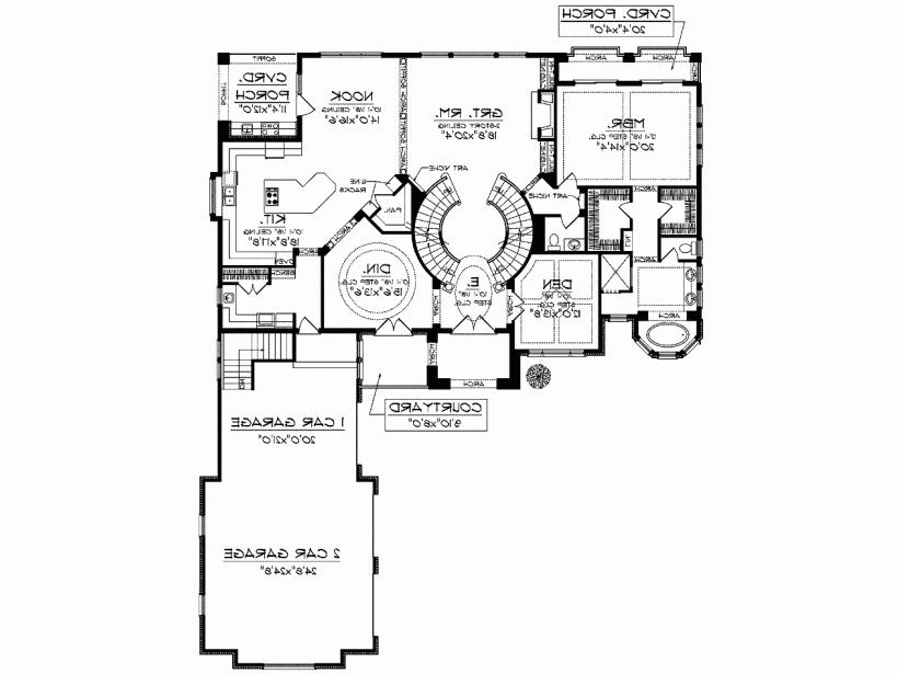 Tuscan house plans photos south africa for Eplans mediterranean house plans