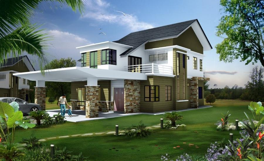 23 Awesome elevations of house - Kerala home design and floor ...