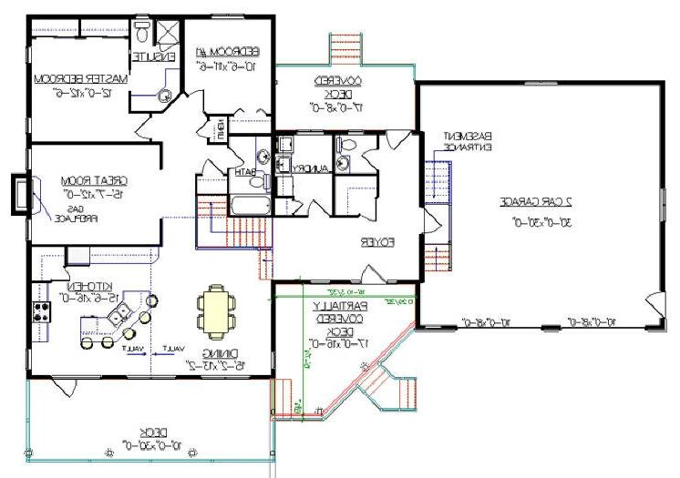 Split Level House Plans With Photos