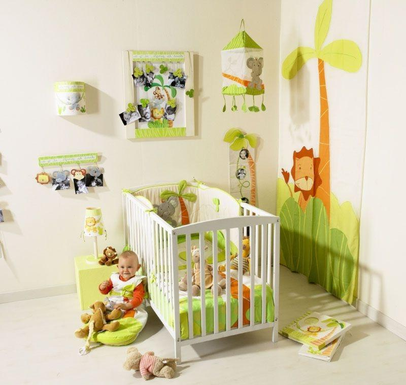 Photo decoration chambre bb for Chambre a coucher decoration