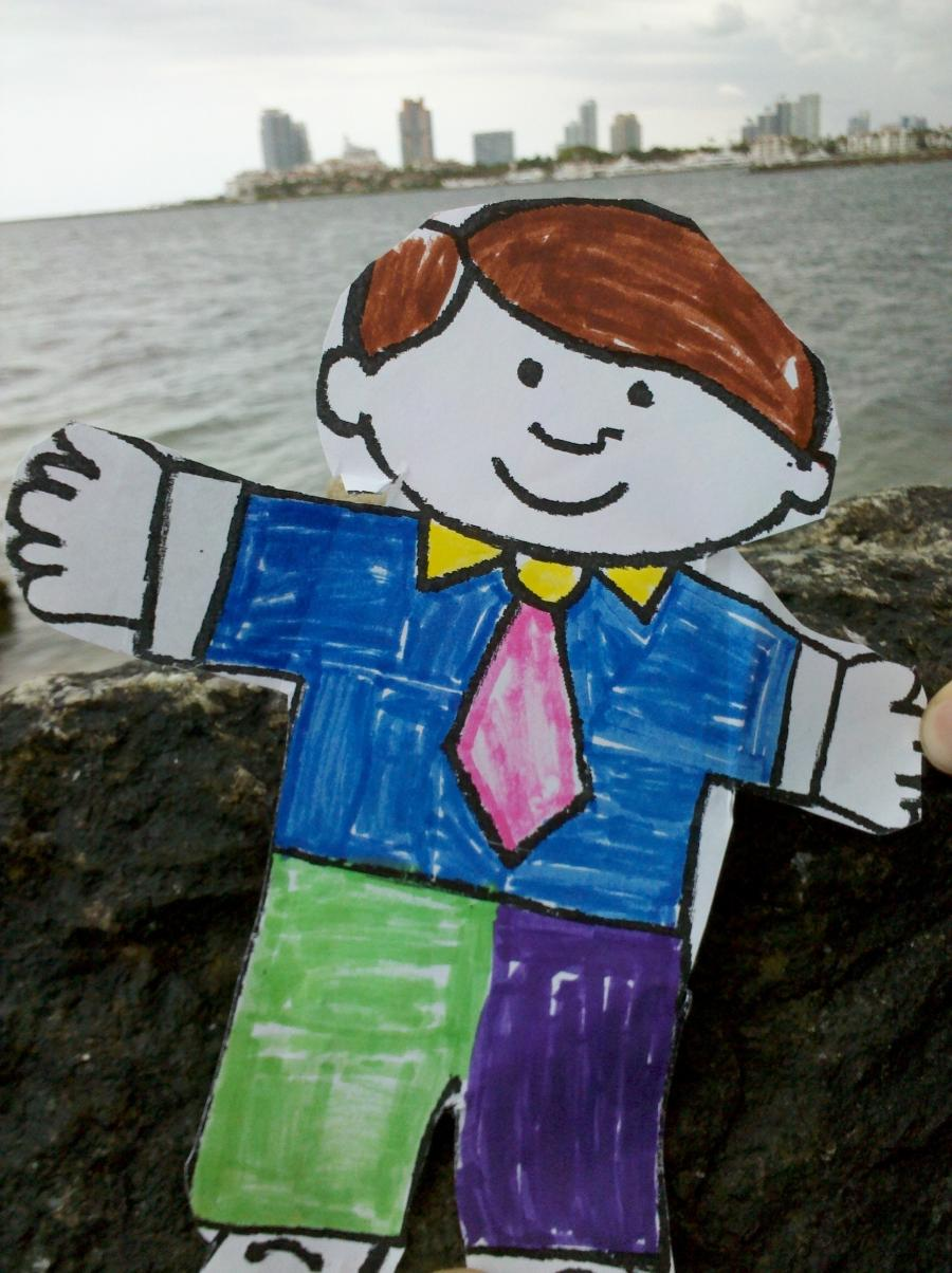 Photos Of Flat Stanley