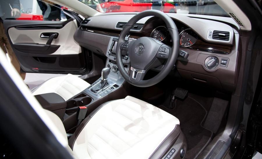 ... Volkswagen Cc Interior Photos