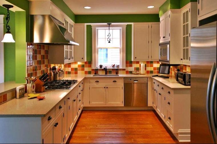 Renovation kitchen photo