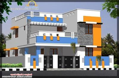 House Front Elevation Photos Tamilnadu