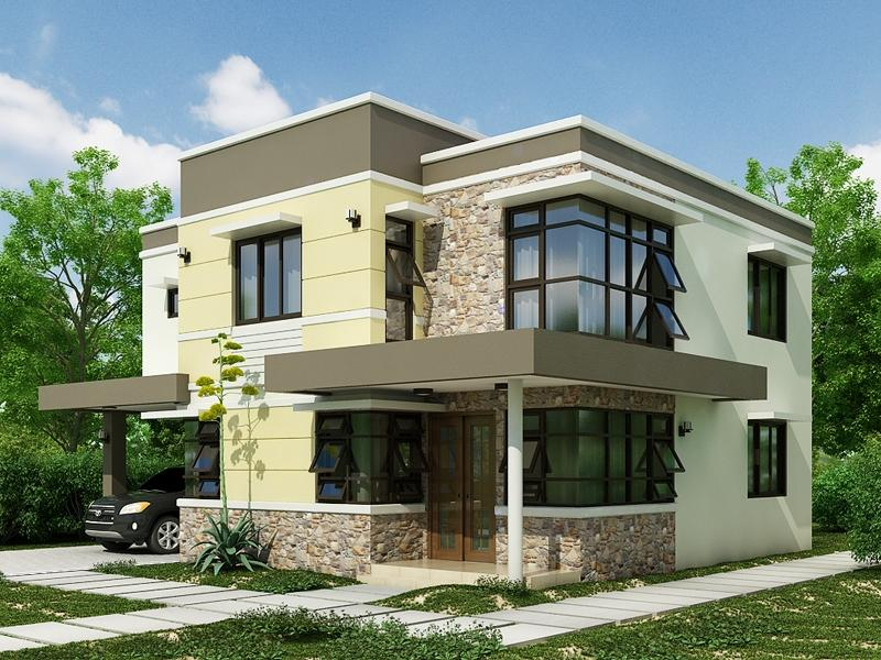 Modern House Design 2012006 Perspective 0000
