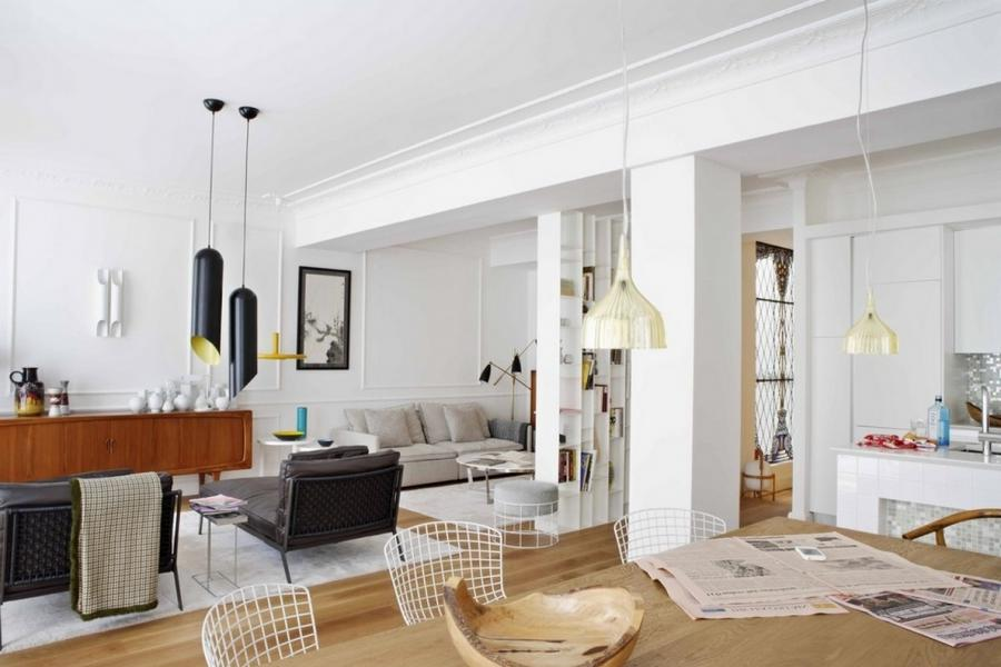apartment light colors look larger The Secrets to Making your...