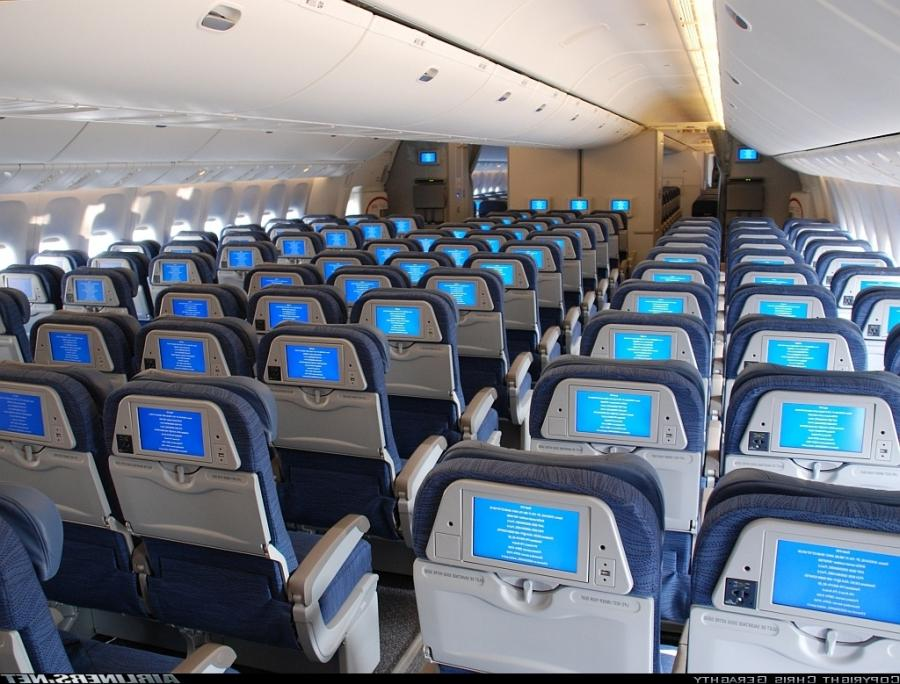 Boeing 777 Interior Photos United Airlines