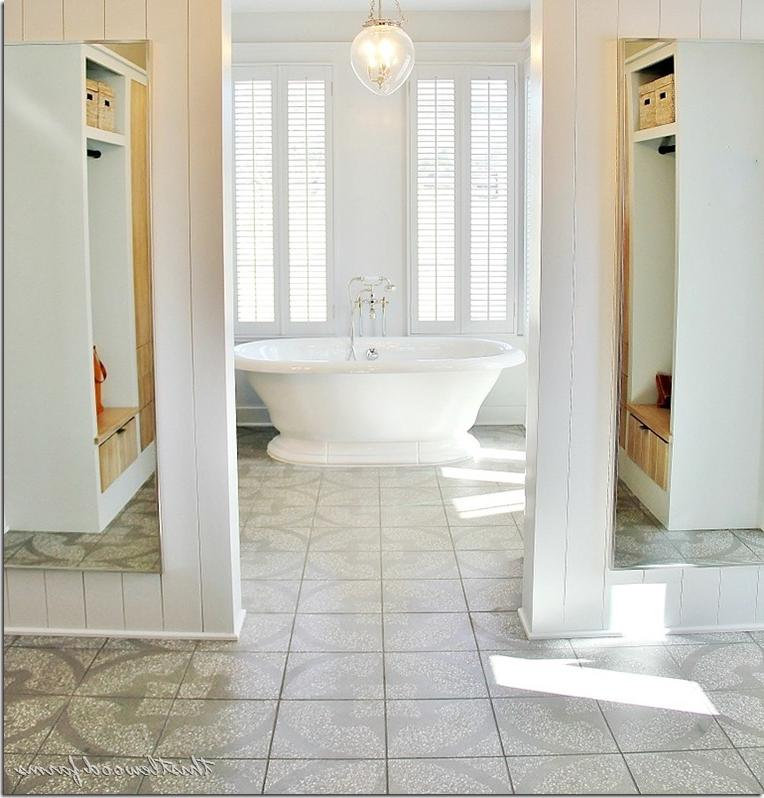 Southern Living Bathroom Decorating Ideas : Southern living bathrooms photos