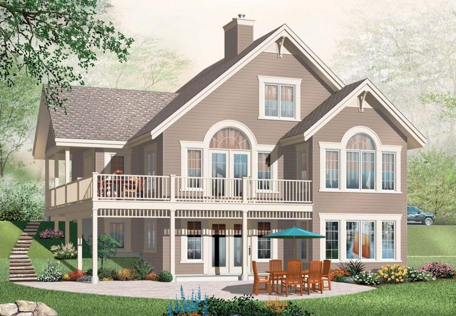 Canadian house plans with photos for Cdn house plans