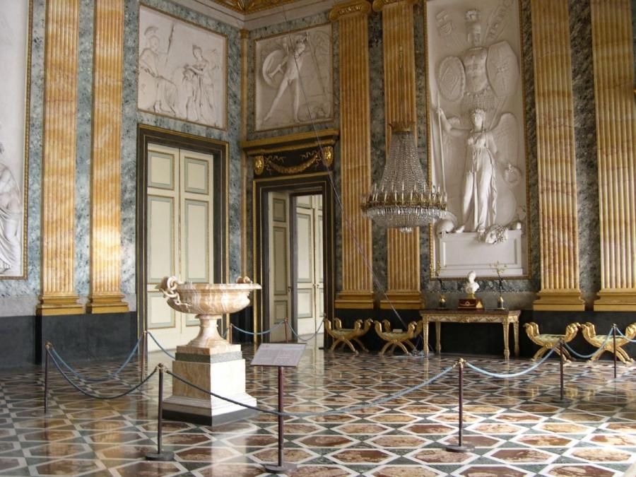 Interior design and neoclassic and photos - Interior designer caserta ...