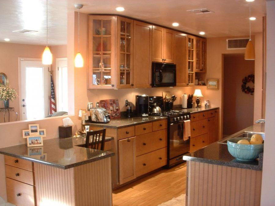Photos Galley Kitchen Remodels