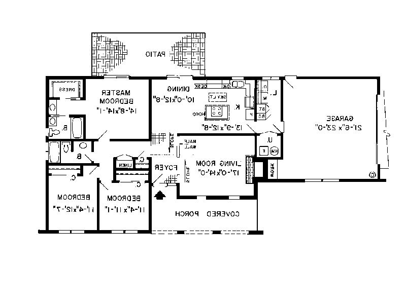 Adobe house plans with photos for Adobe style home plans