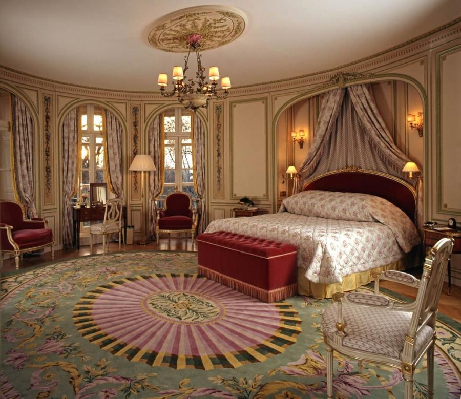 Buckingham palace bedrooms photos for Bedroom designs royal