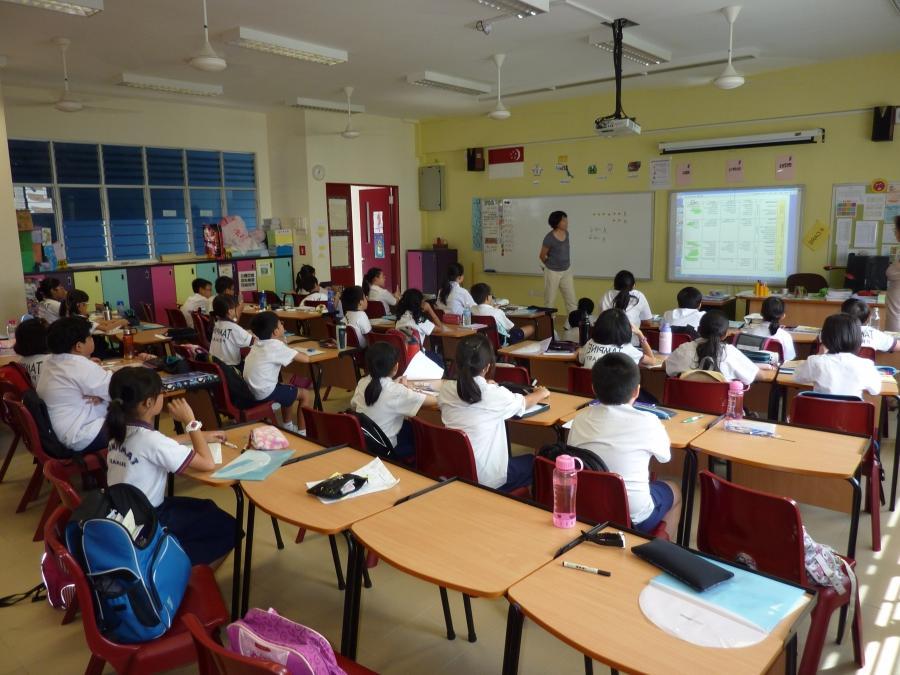 Primary School Classroom Photos