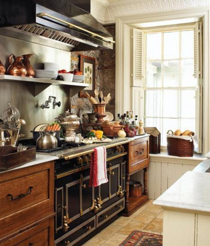 Italian Style Kitchens Photos