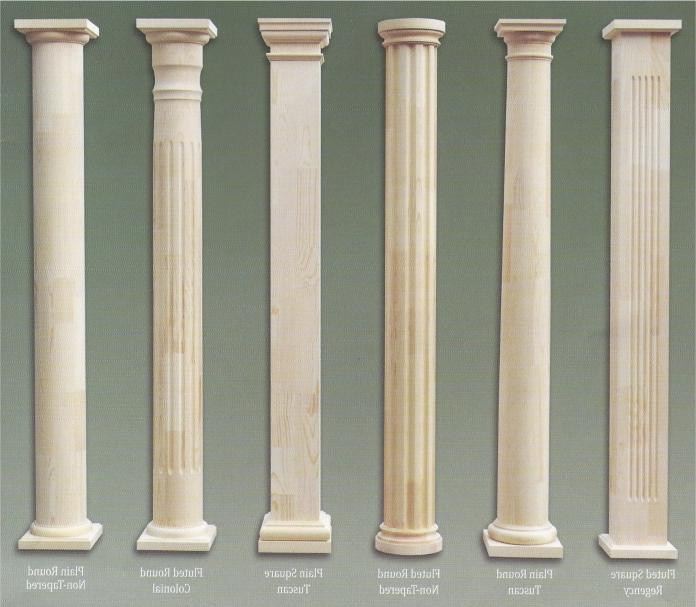 Improve Interior Design Product Sourcing With 3d Home: Photos Of Interior Columns And Pillars