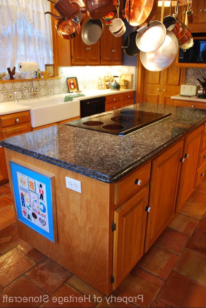 Blue Pearl Granite Countertops