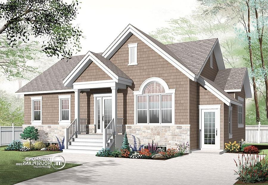 Drummond house plans photo gallery for Extended family house plans