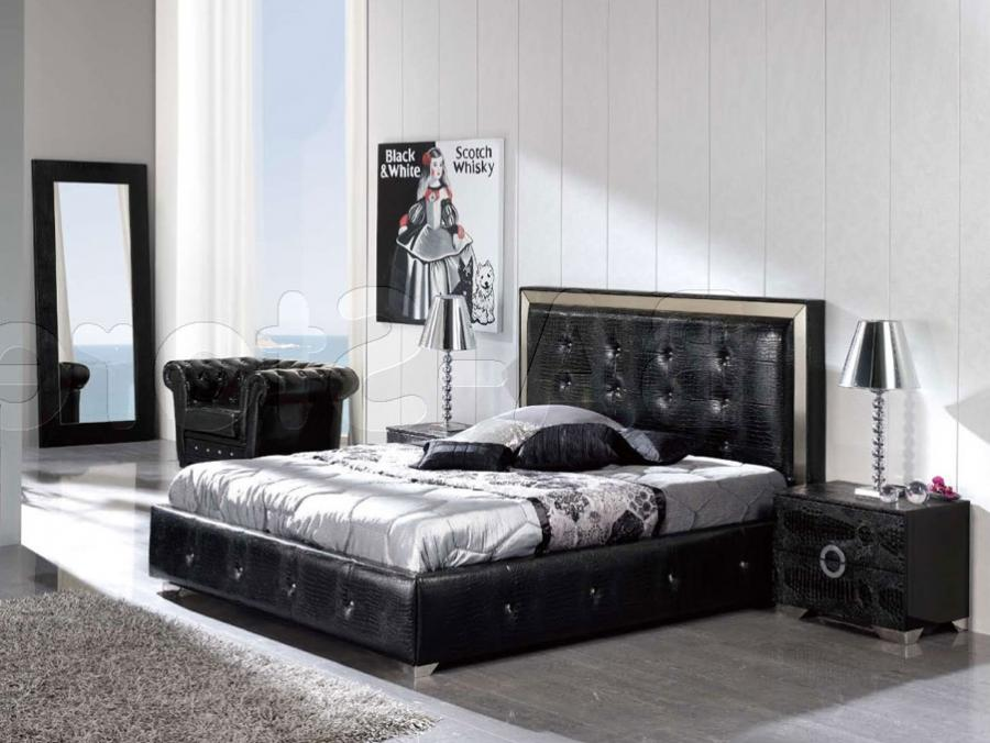 Creative Coco Black Bedroom listed in: Bedroom Designs Ideas for...