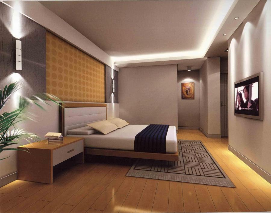 Large master bedroom design