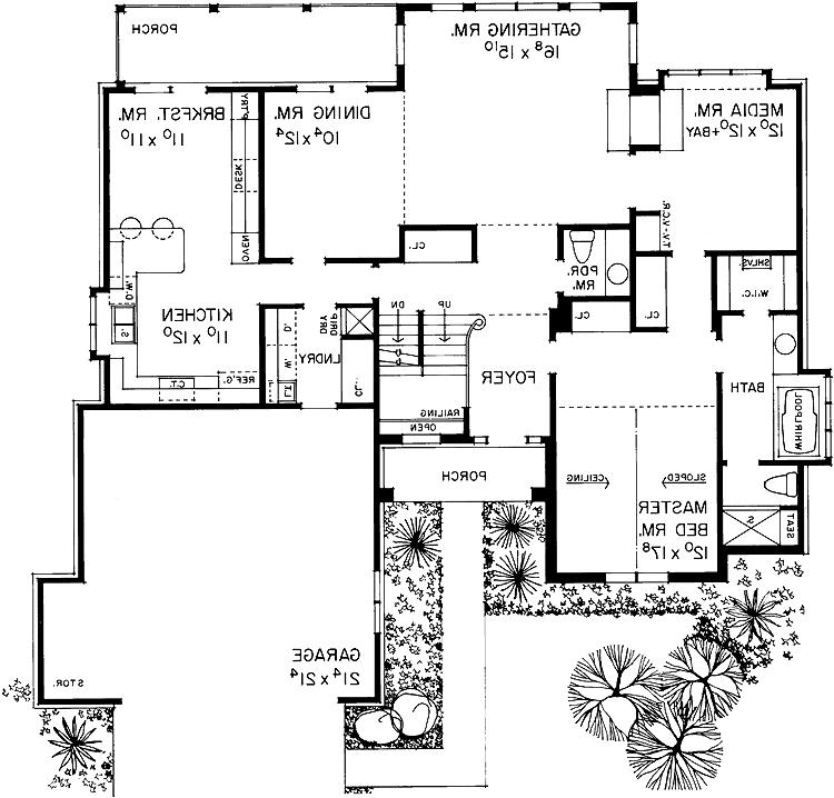 Walkout Basement House Plans Photos