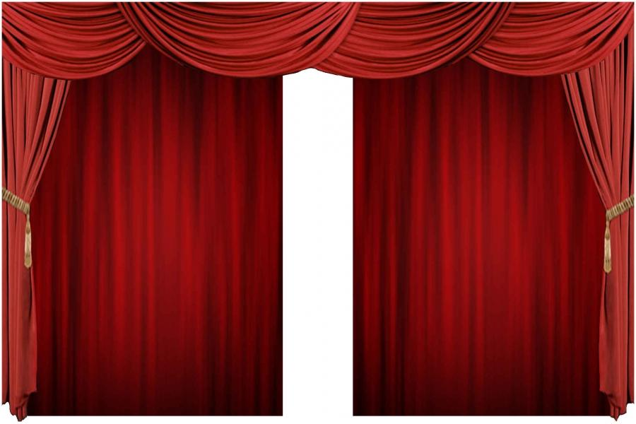 Electric Stage Curtains - GEA-ESC