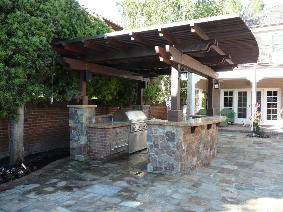 Photos Of Luxury Outdoor Kitchens