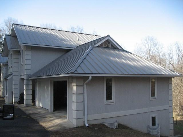 Metal Hip Roof Photos