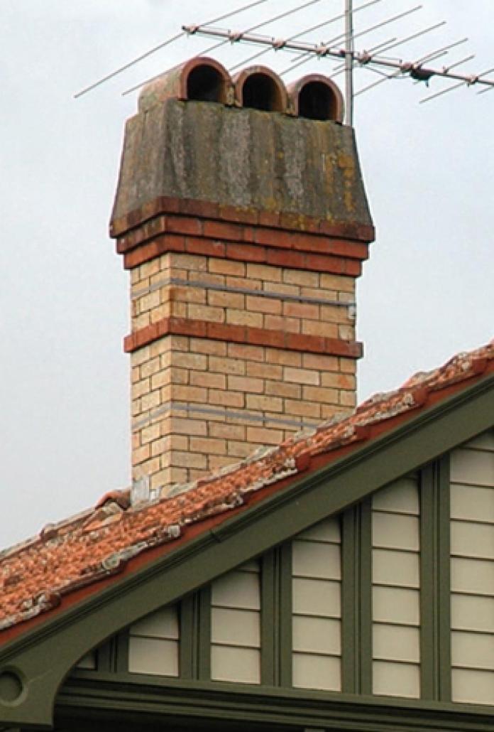 Brick Chimney Designs Photos