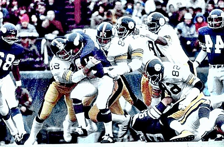 Super Bowl IX - Steel Curtain ...