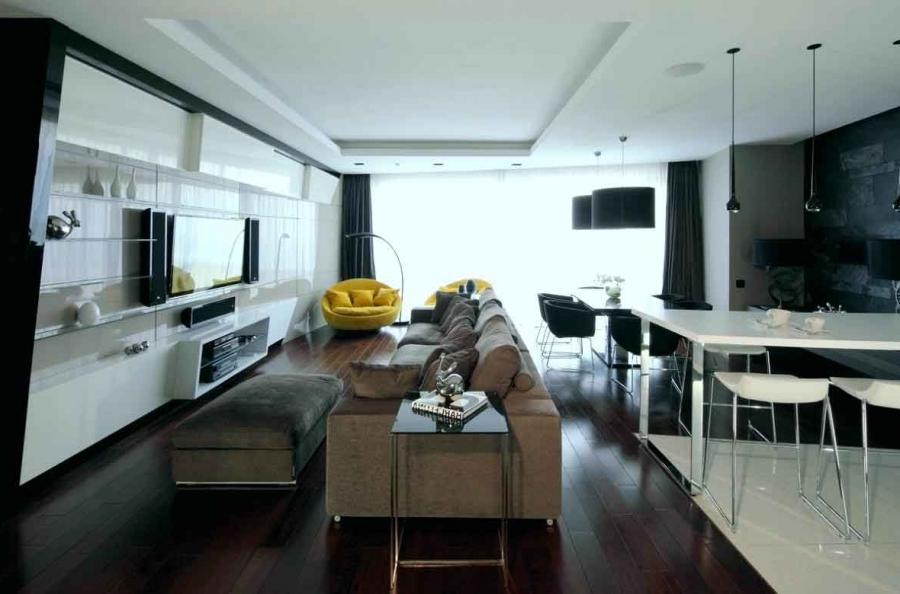 Interior Design, Create The Apartment Interior Design: Elegant...