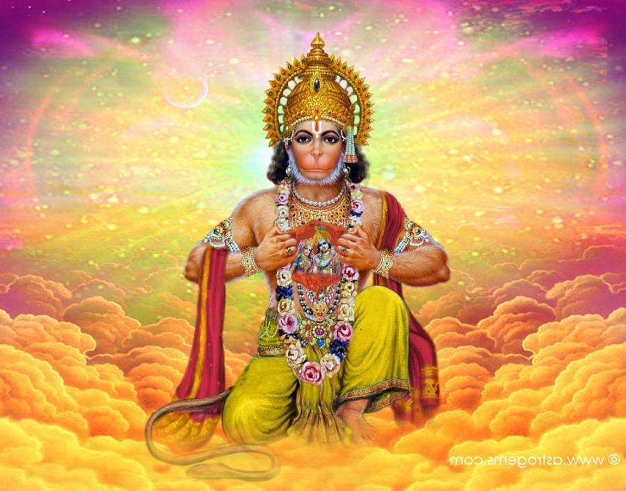 Hanuman Photo Wallpaper