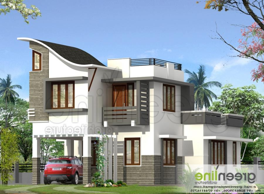Nice houses photos in kerala for Nice home designs kerala