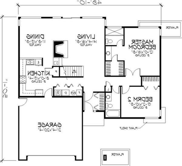 2 Story House Plans With Photos