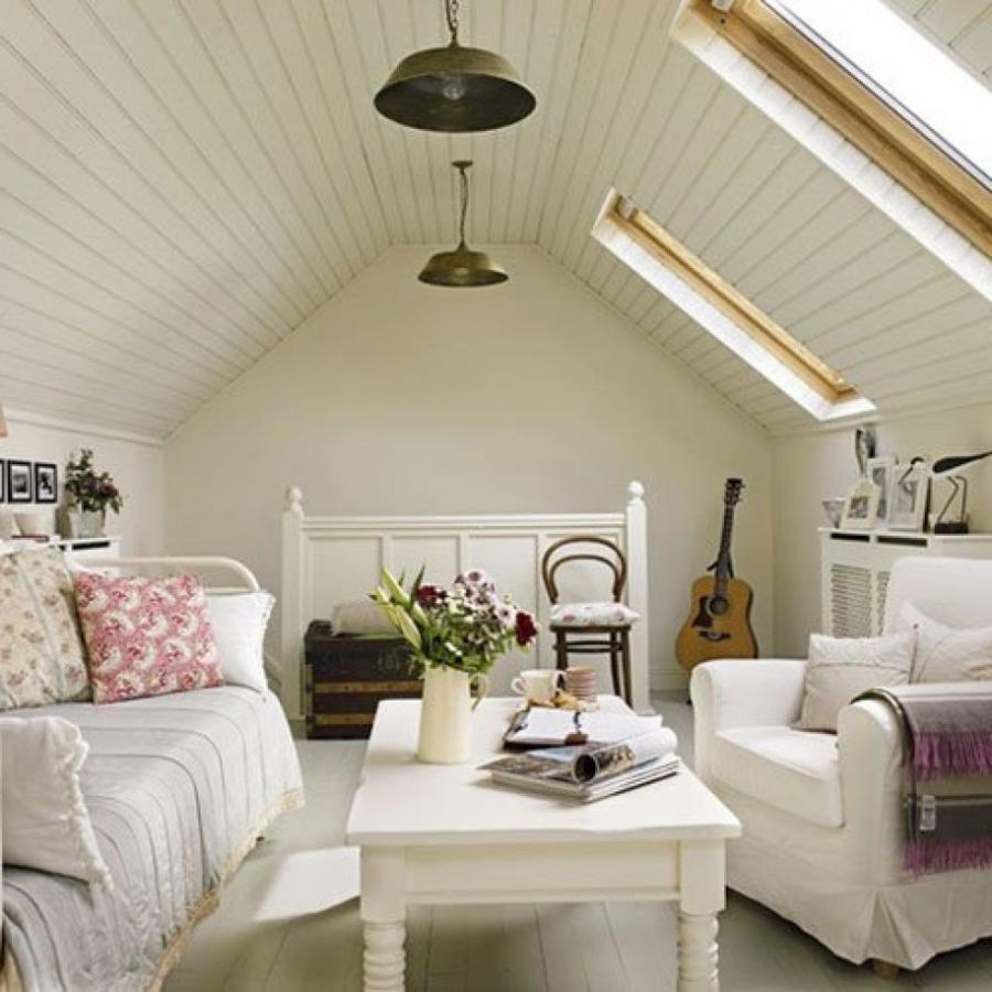 ... Inspirations Attic Bedrooom Design Ideas Interior Gorgeous...
