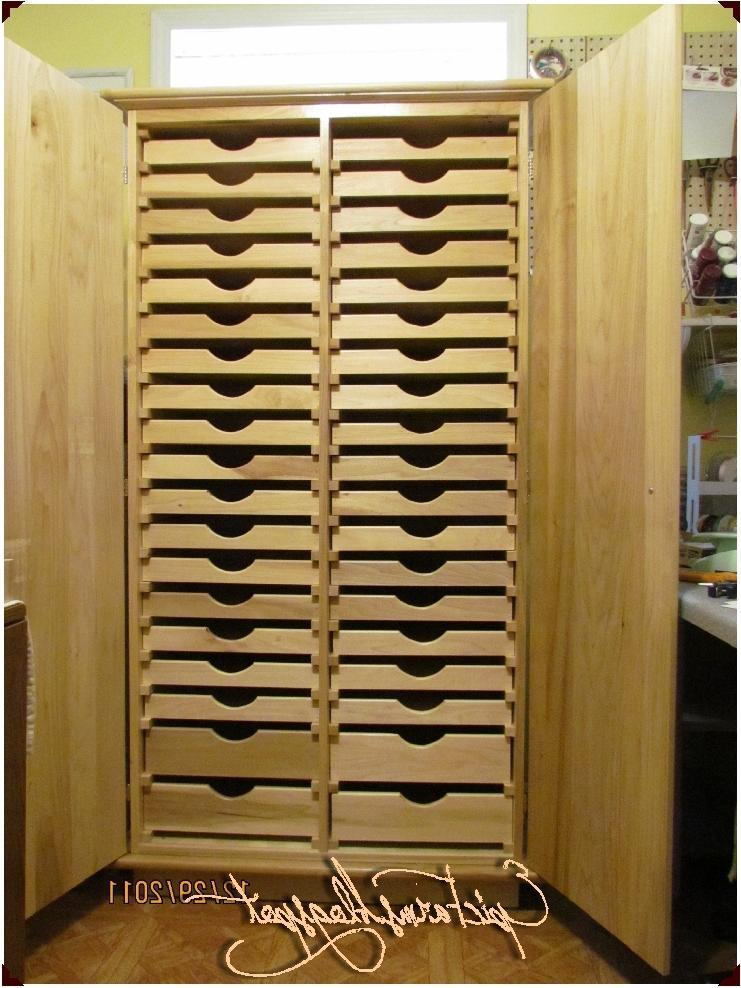 Photo Paper Storage Cabinet