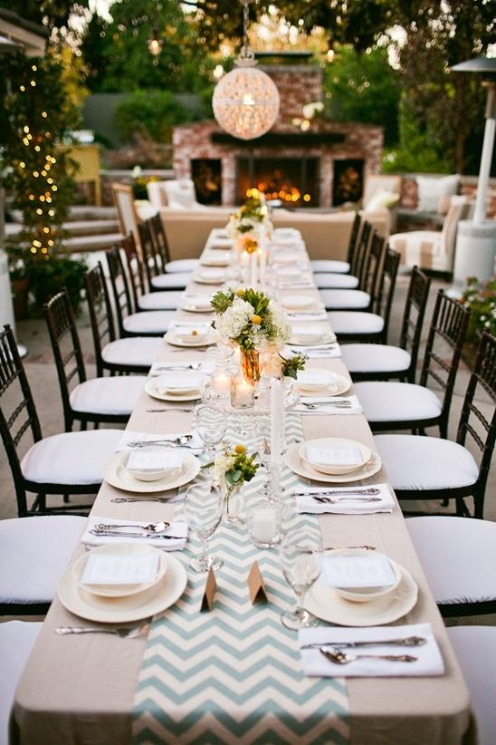 Elegant Table Decorations Photos