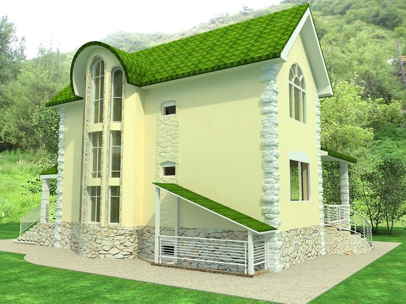 Small and Beautiful Houses Designs give you some ideas how to...