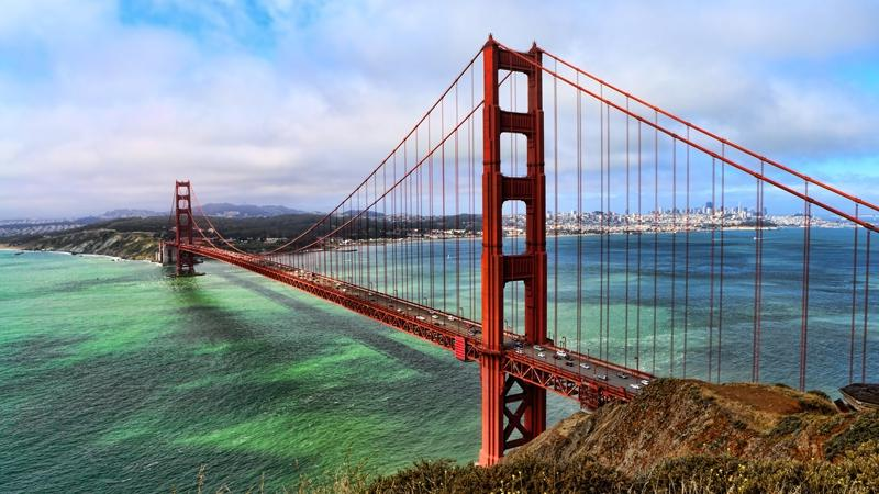 Golden-gate-bridge-small San Francisco All Spots Tour $135.00