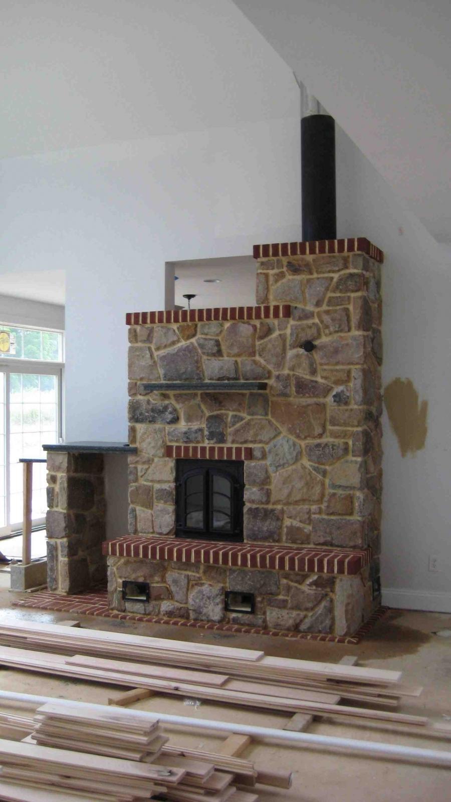 Fireplace Masonry Photos