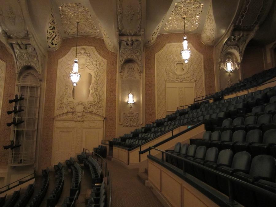 Arlene Schnitzer Concert Hall Interior Photos - Arlene schnitzer seating