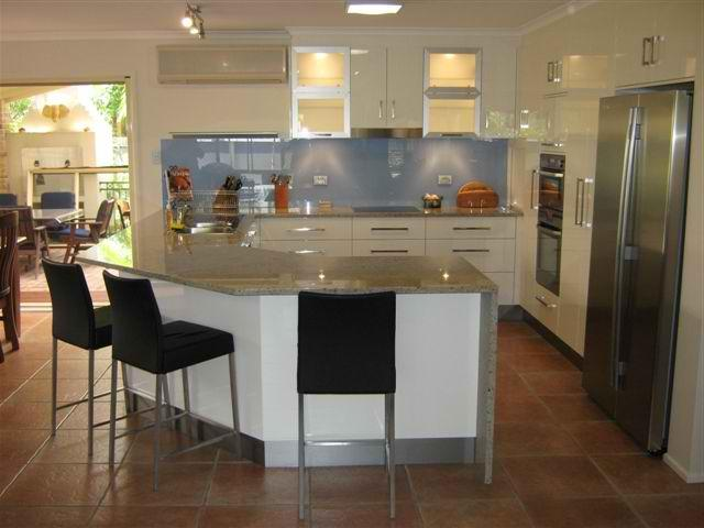 U shape kitchen photos Kitchen design centre brisbane