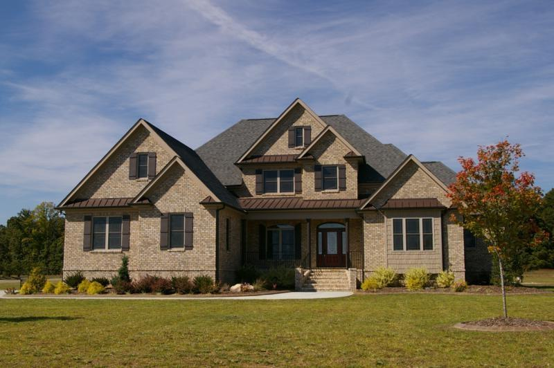 Photos Of New Brick Homes
