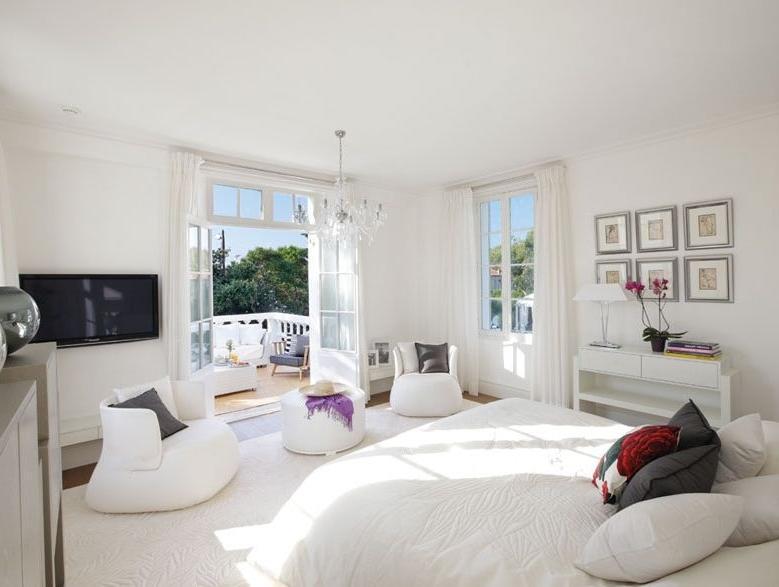 Decoration chambre avec photo for Chambre avec vue